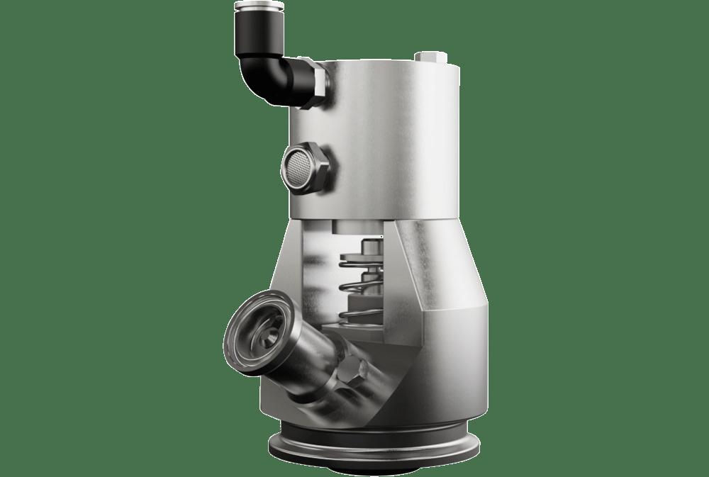 TrueClean's CIP'able air blow check valve