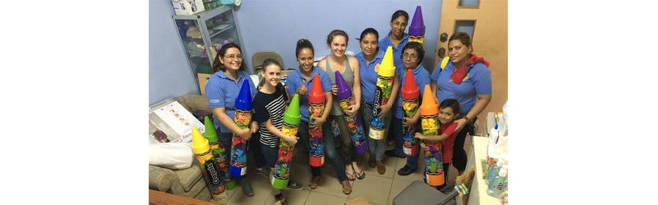 Rachael Nicaragua School