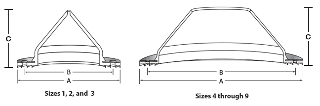 Standard-Pipetite-Dimensions