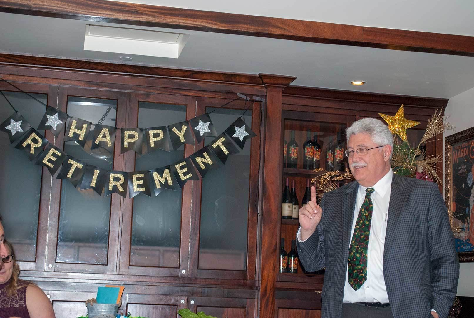 Marvin Carr Retirement 14
