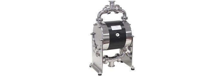 Air Operated Diaphragm Pump - Almatec Biocor Series