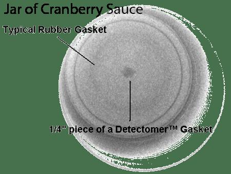 Jar Of Cranberry Sauce