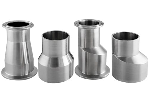 Sanitary Reducers For Pharmaceutical and Biotech