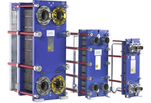 M Series Heat Exchanger