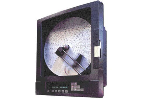 Instrumentation Chart Recorder