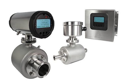 Flow Meter Equipment