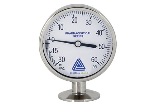 Instrumentation Pressure Gauges