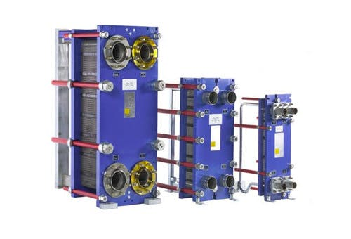 Plate-and-frame Heat Exchanger