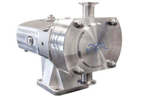 Rotary Lobe Pump - Alfa Laval SRU Series